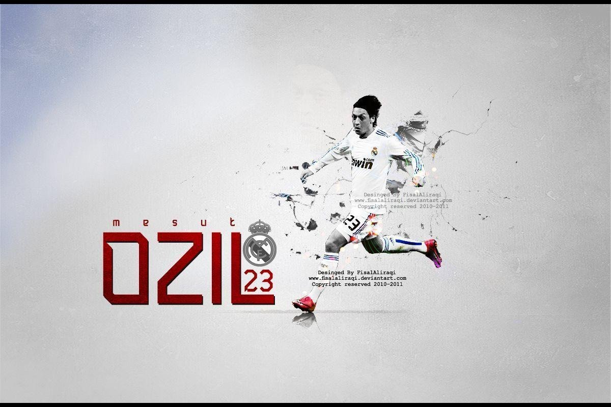 Mesut Ozil Wallpapers Real Madrid Wallpapers