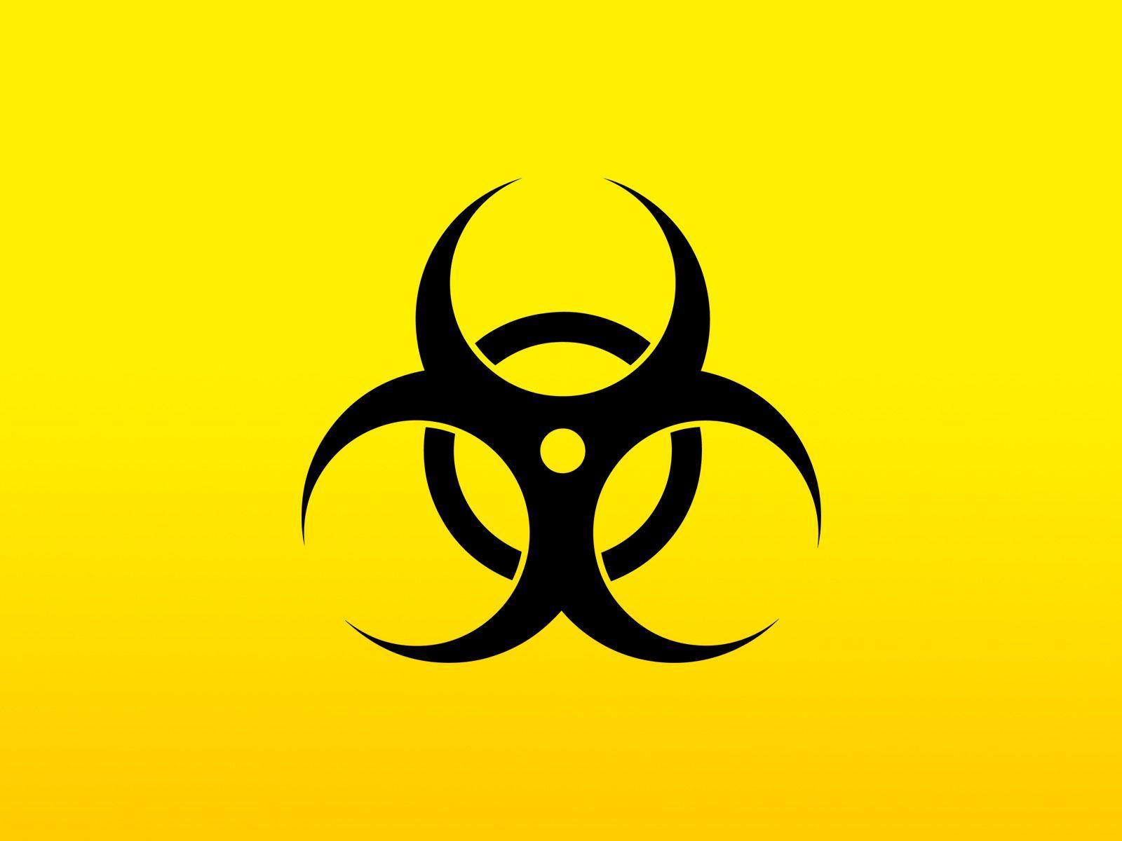 Biohazard Symbol Wallpapers - Wallpaper Cave