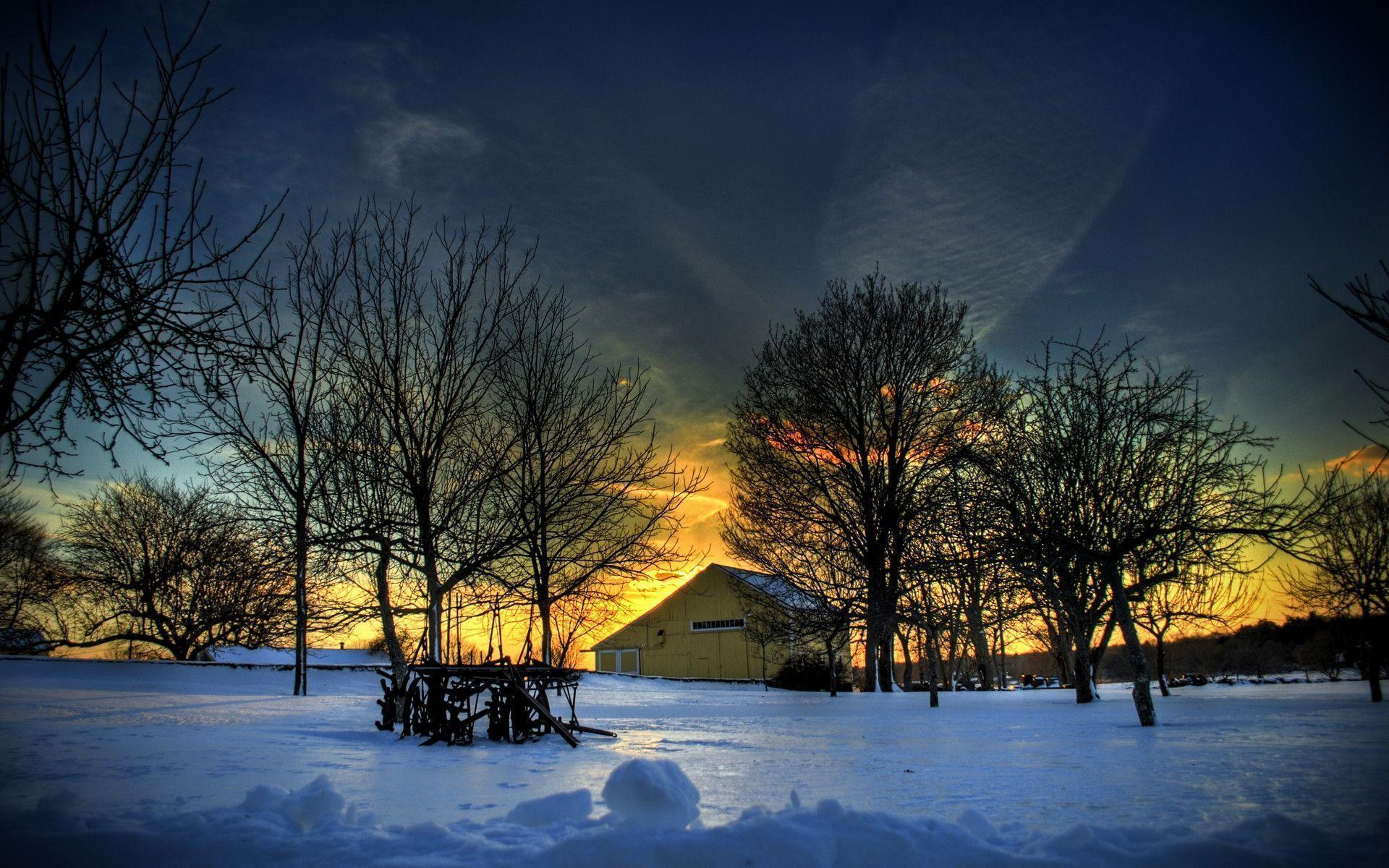 winter nature best wallpapers ever - photo #46