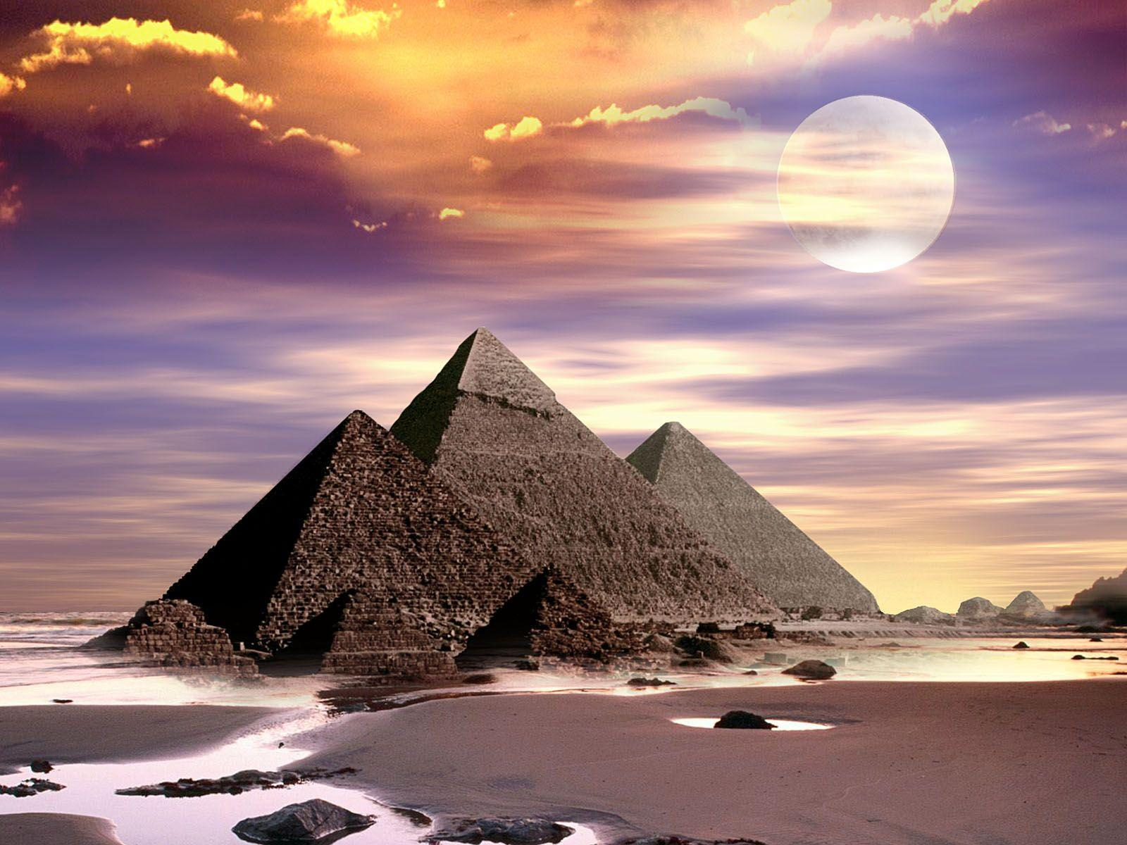 Egyptian pyramid wallpapers wallpaper cave for 3d wallpaper for home egypt