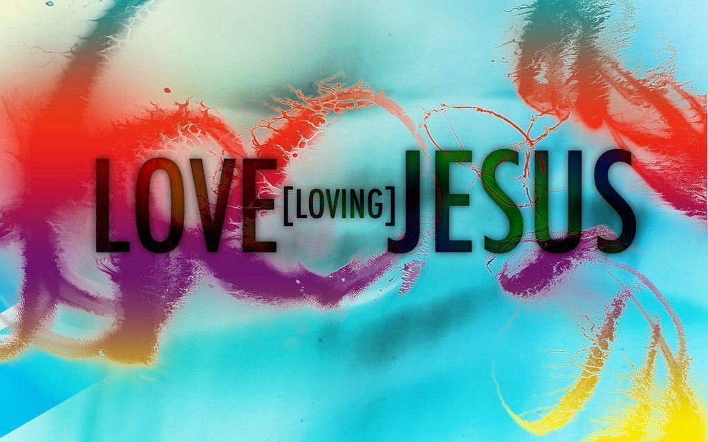Imagenes Para Lapto: I Love Jesus Wallpapers