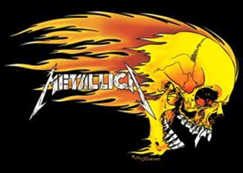 Metallica Logo Wallpapers - Wallpaper Cave