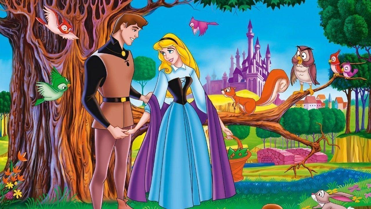 Sleeping Beauty Wallpaper, Image, Picture
