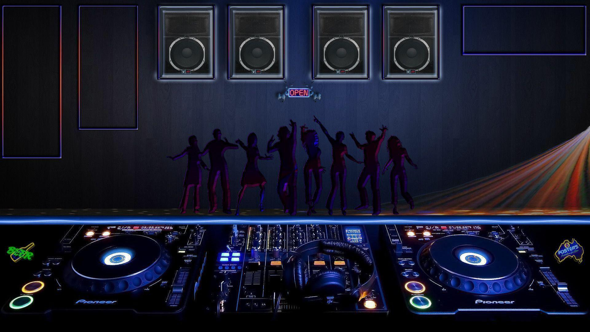 Image For > Hd Dj Backgrounds