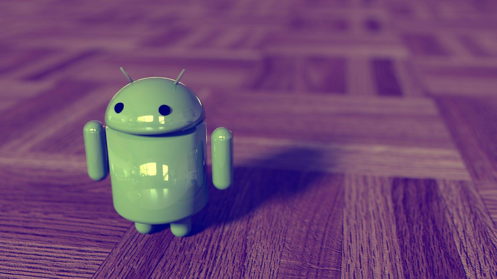 Technology: Android Logo Vintage Backgrounds HD Wallpapers