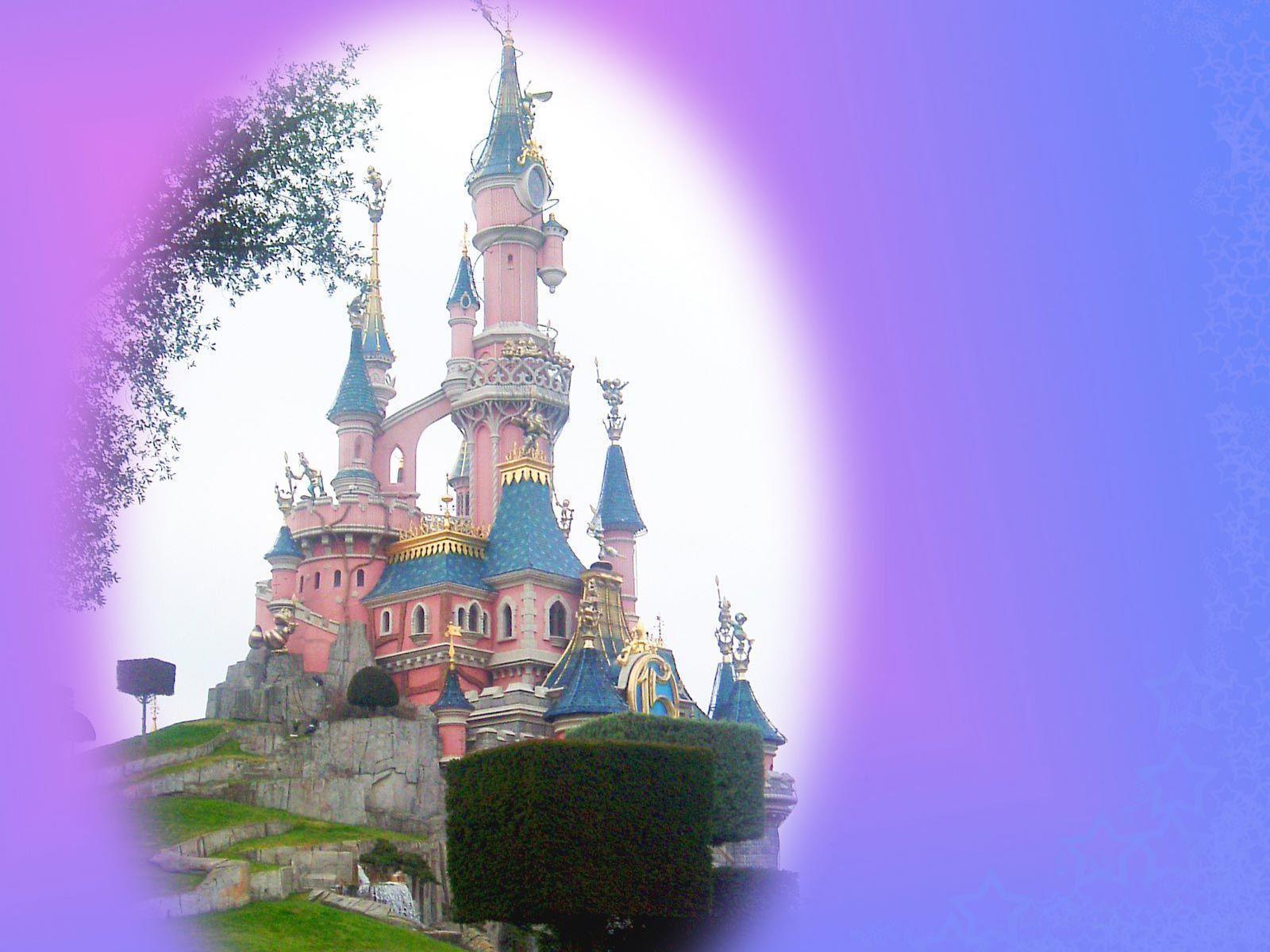 clipart disney castle - photo #46