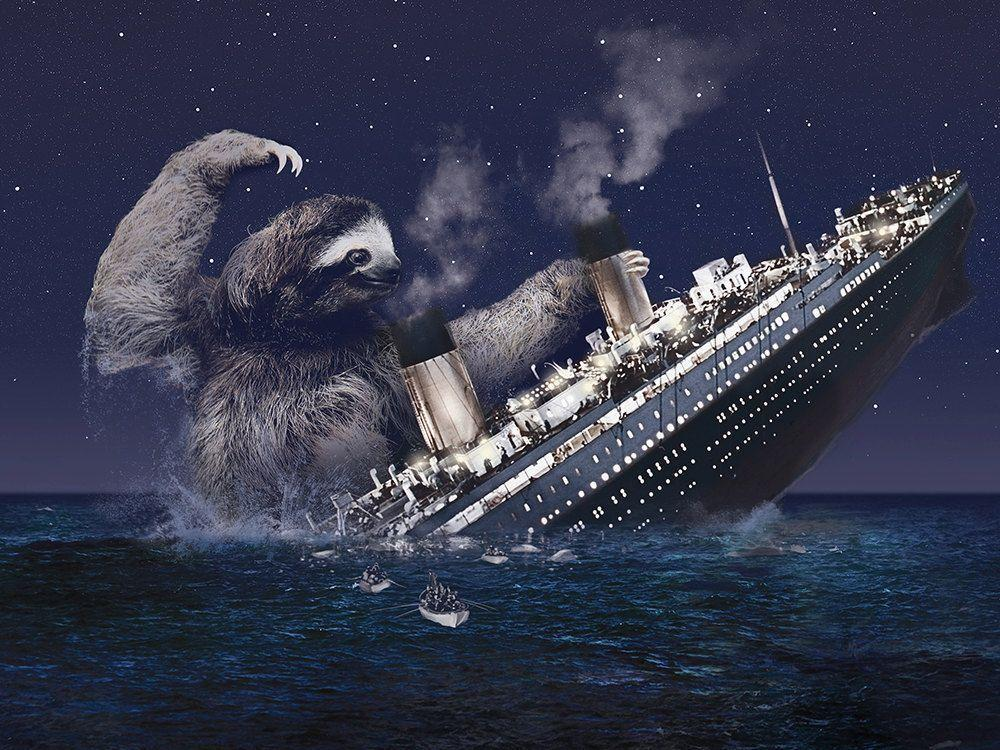 The Real Titanic Sinking - Music and Movie Wallpapers (10486 ...