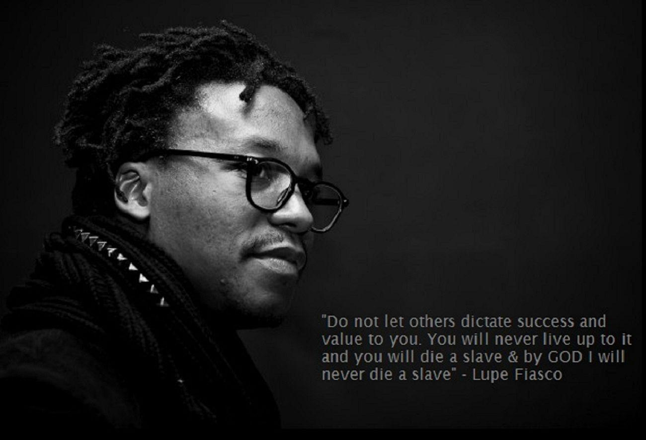 Lupe Fiasco Wallpapers...
