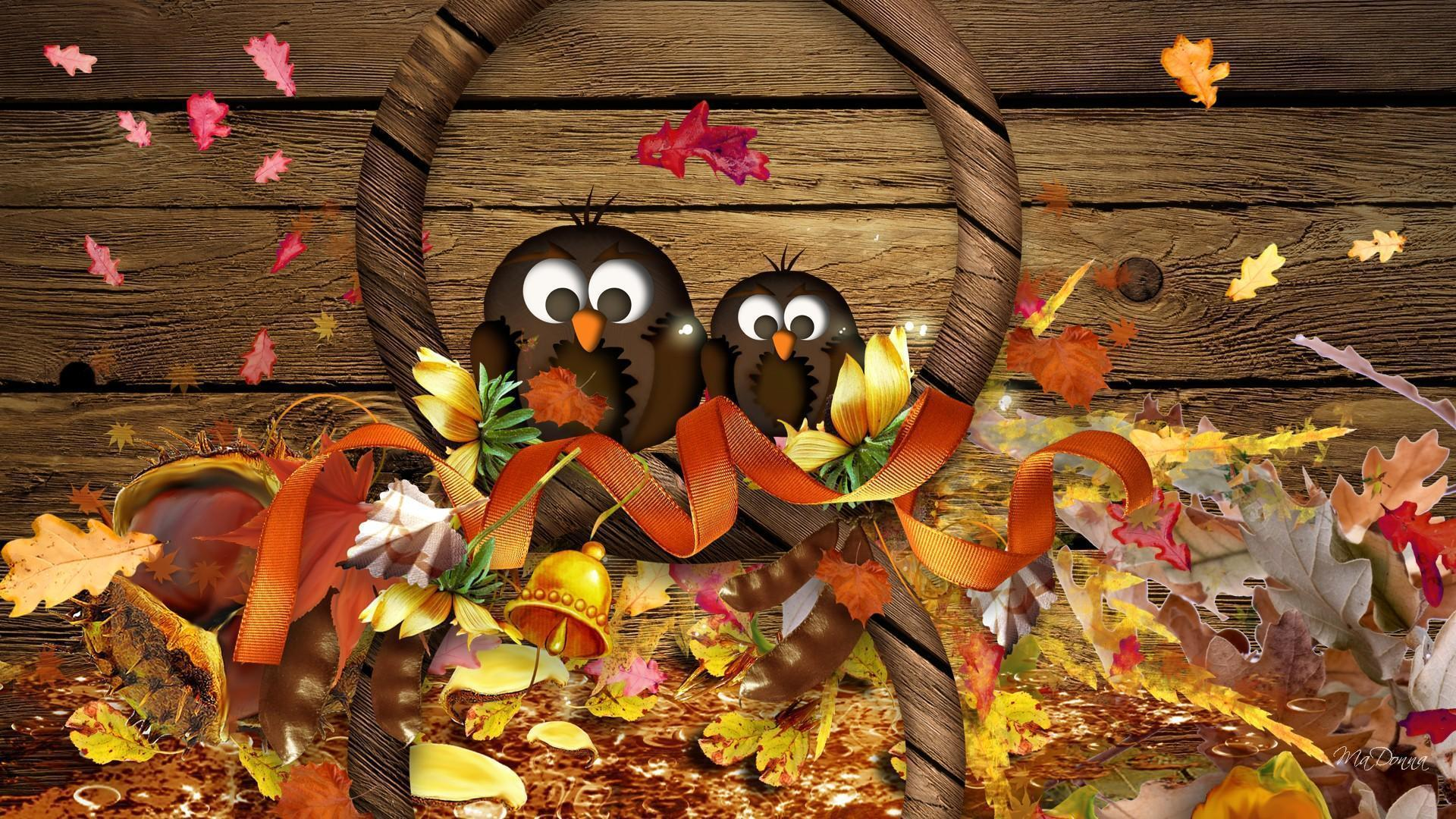Cute Thanksgiving Wallpapers - Wallpaper Cave