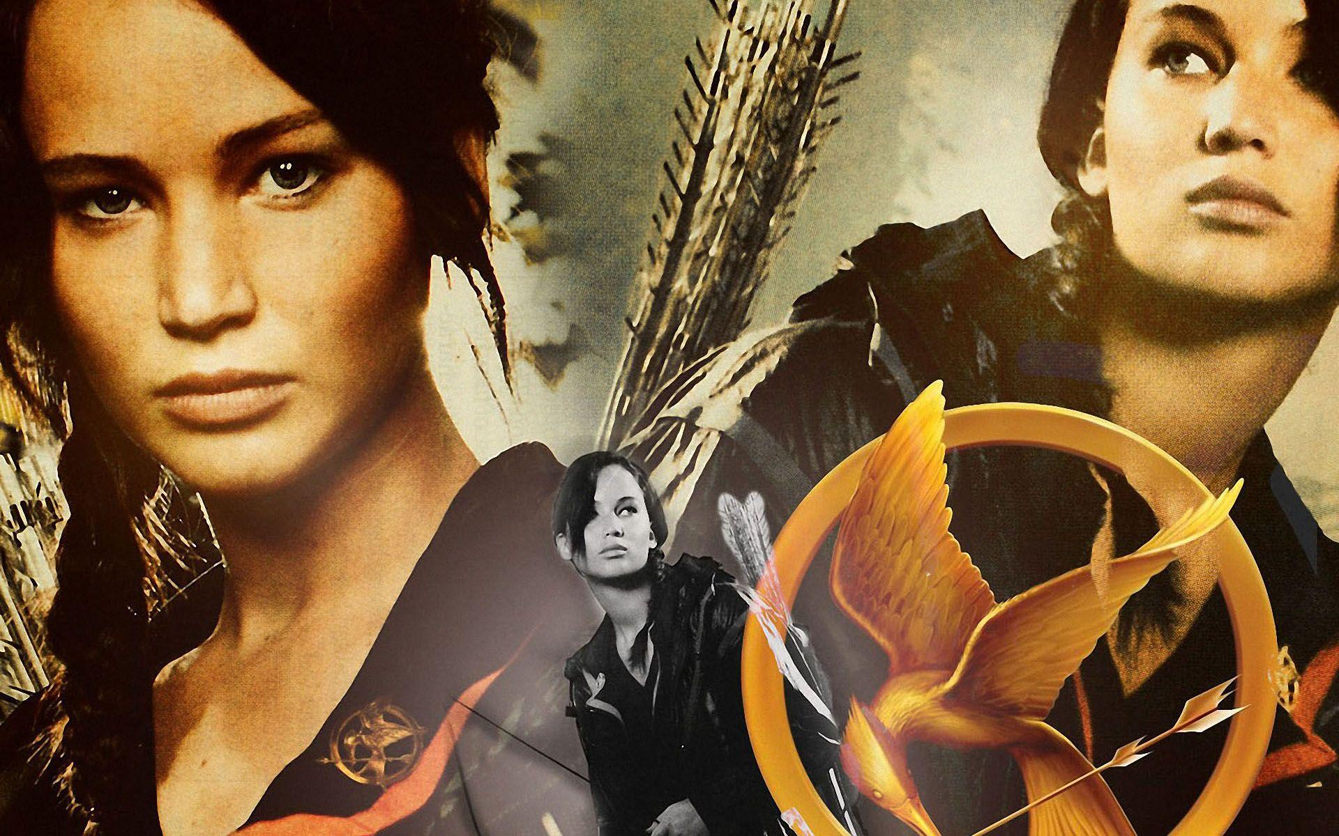 Hunger Games desktop wallpapers