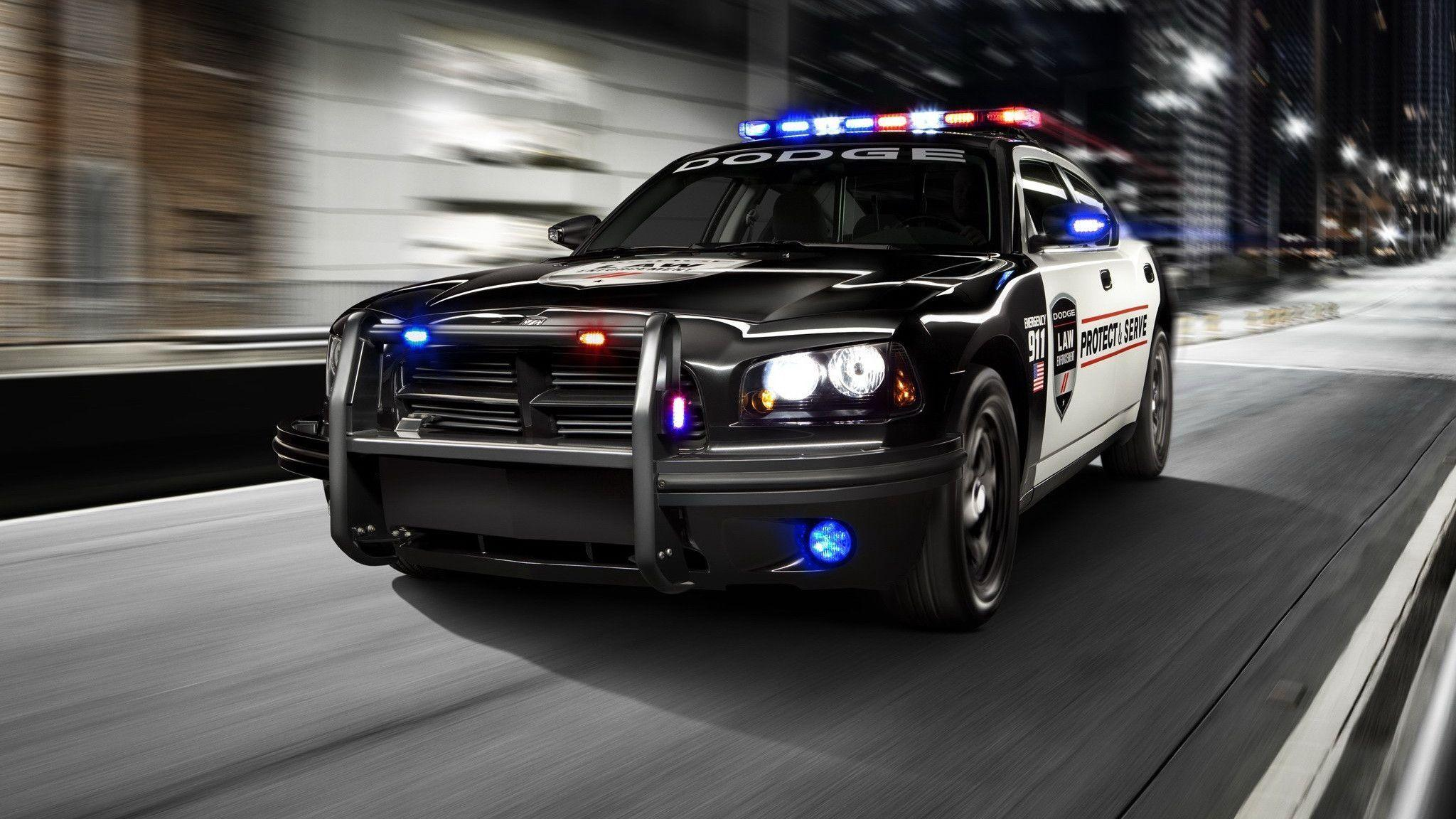 Free Police Car Video Games