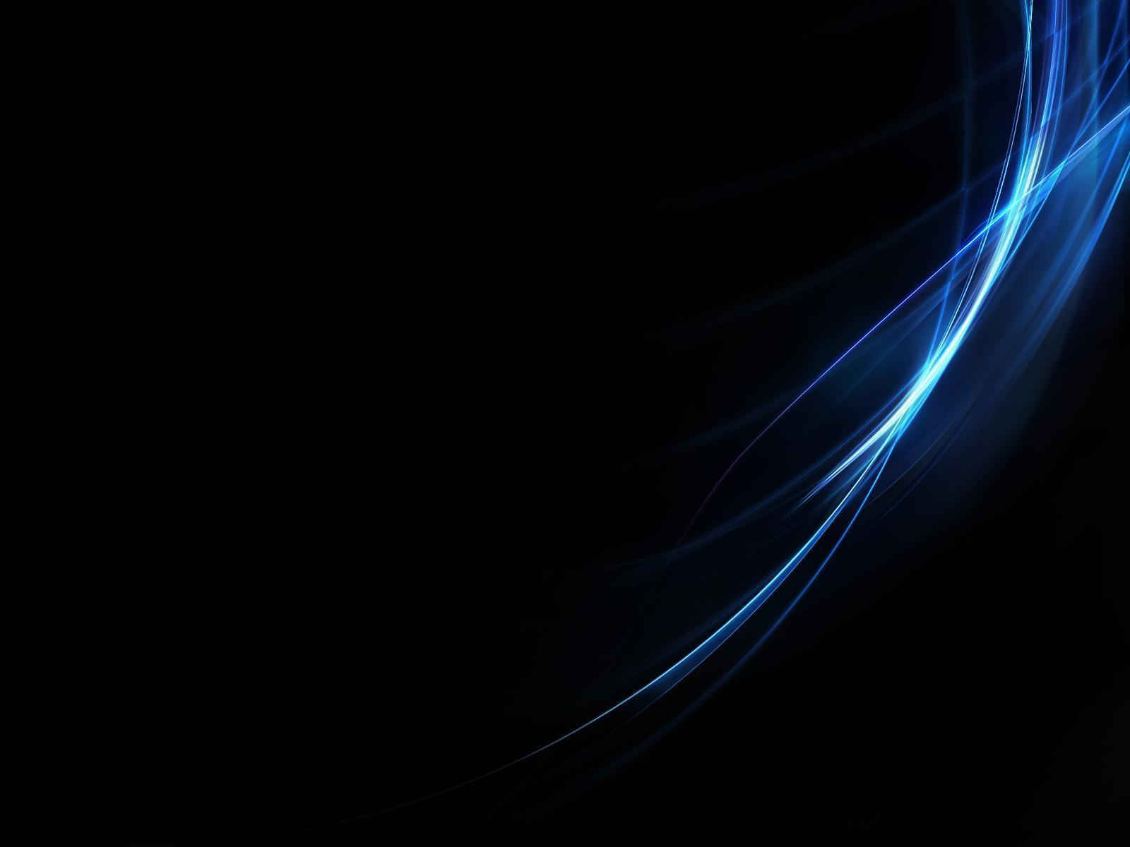 Download Blue Abstract Blue Abstract Black Wallpaper | Full HD .