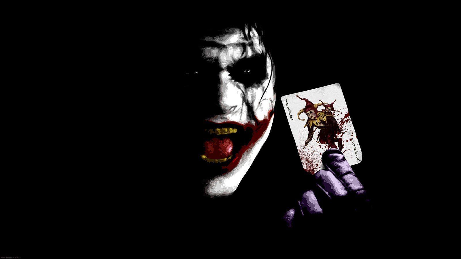 Comic <b>Joker Wallpaper</b>