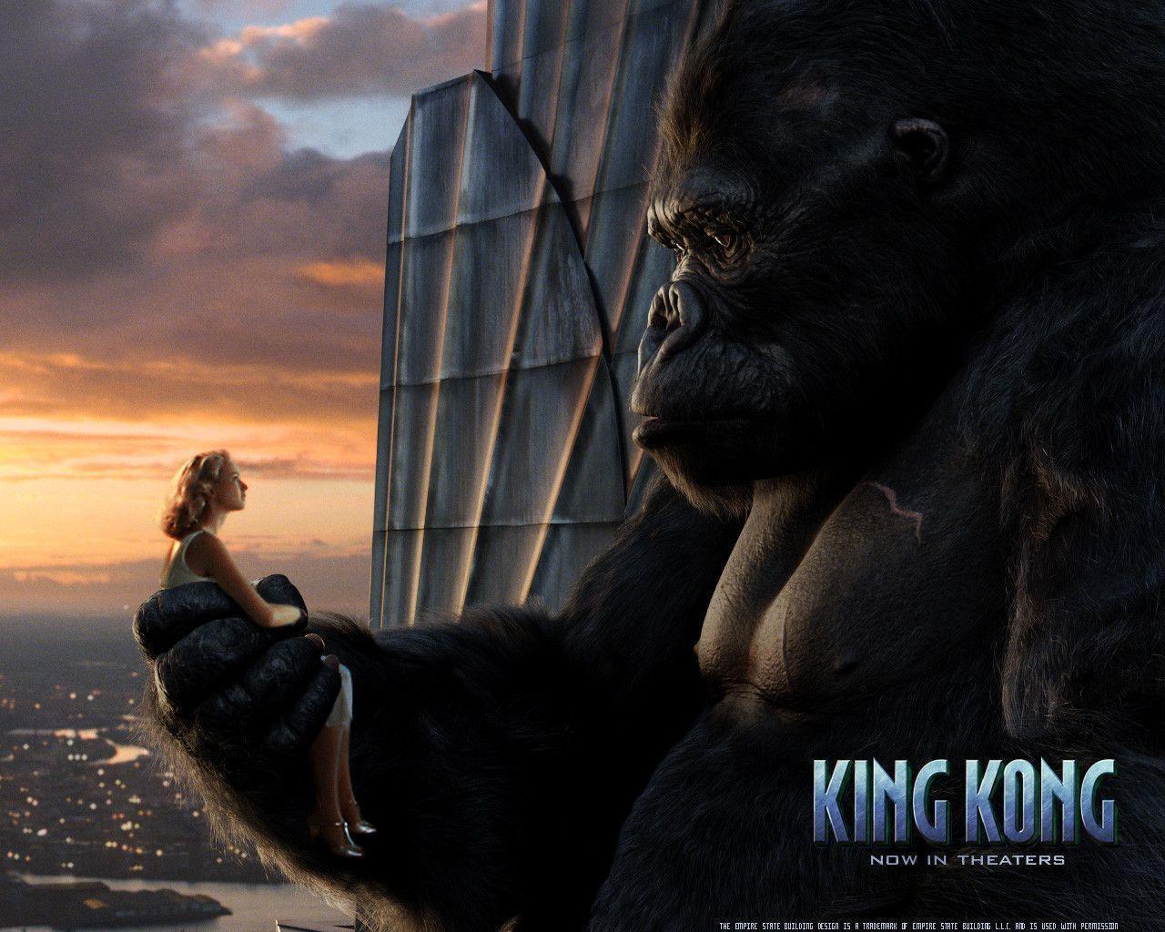 King kong wallpapers