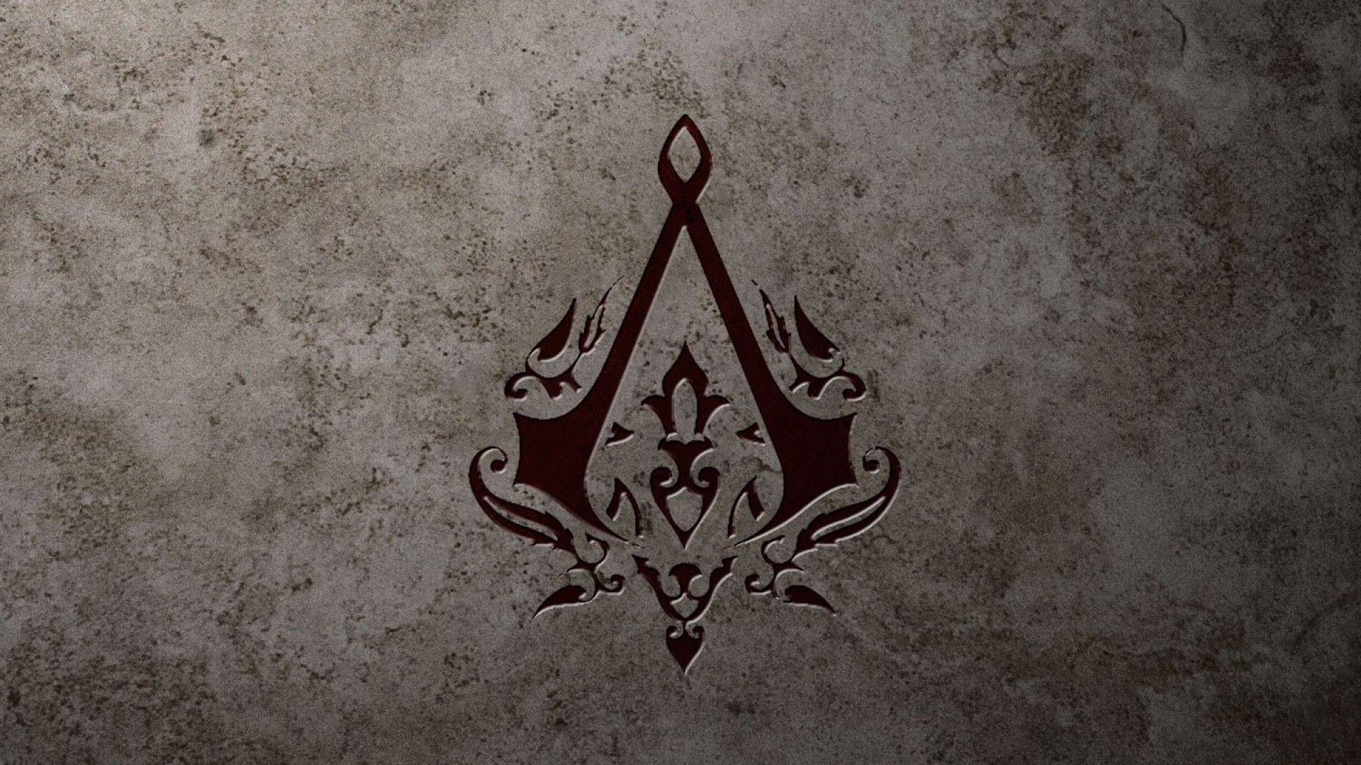 Wallpapers For > Assassin Creed Logo Wallpapers