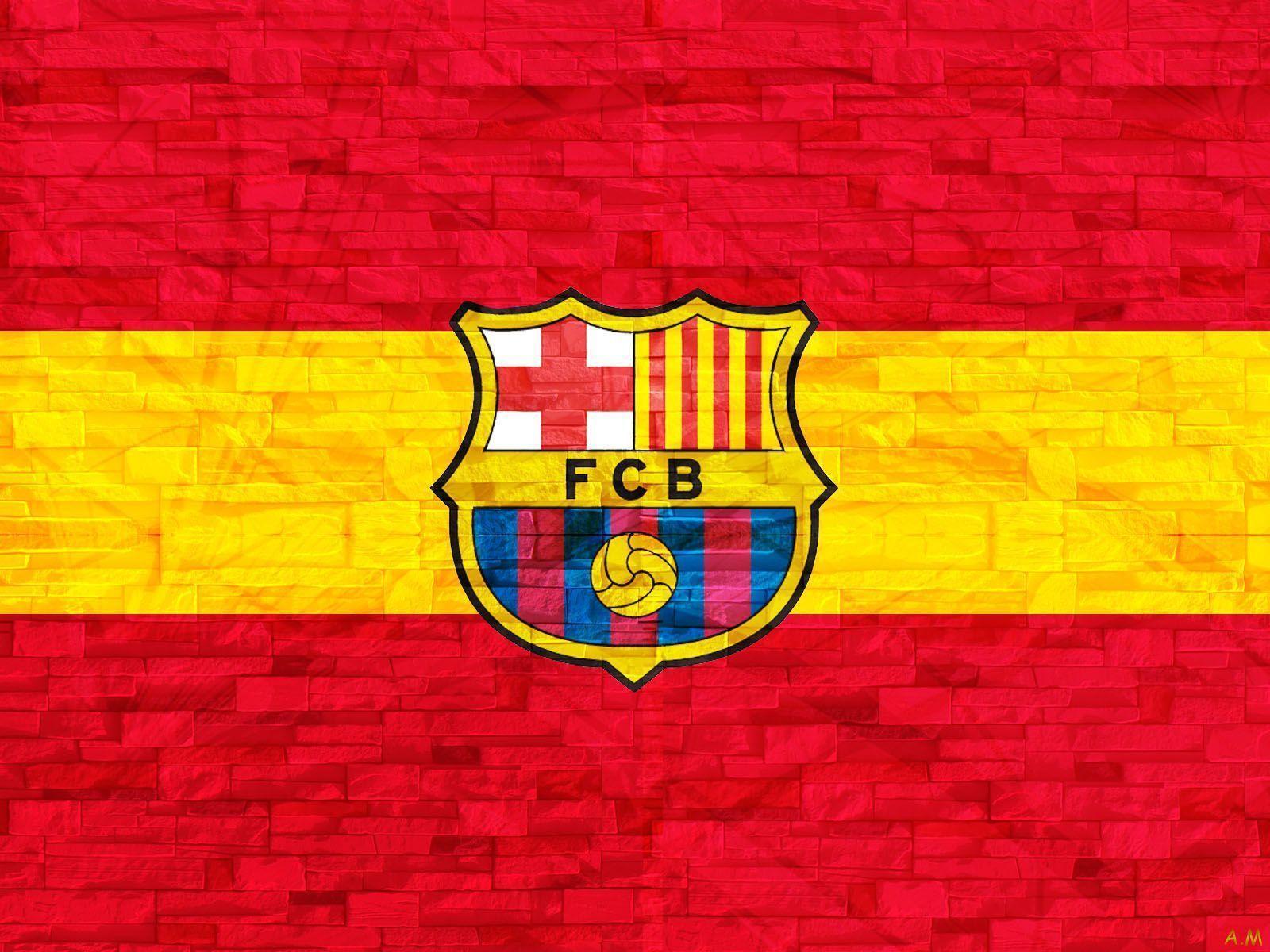 Barcelona Logo HD Wallpaper | High Definition Wallpapers, High ...