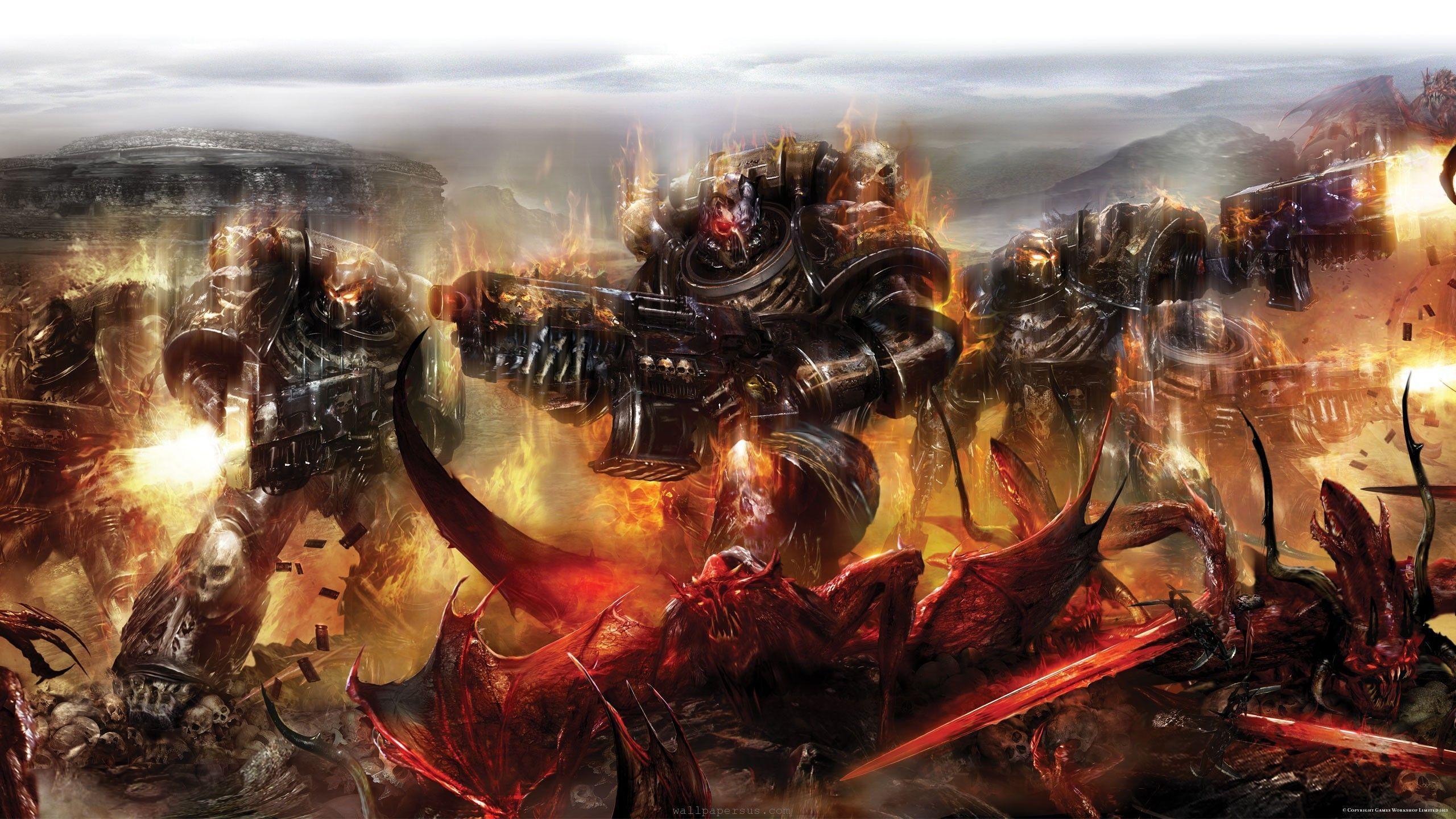warhammer 40k hd wallpaper  Warhammer 40k Wallpapers - Wallpaper Cave