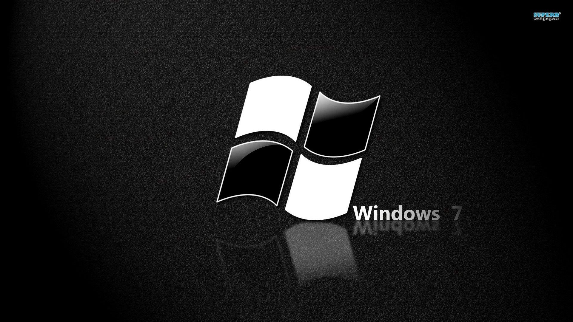 Wallpapers For Black Wallpaper Hd Windows 7