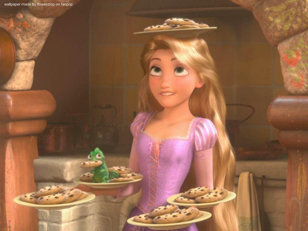Rapunzel Wallpaper - Disney Princess Wallpaper (28959454) - Fanpop
