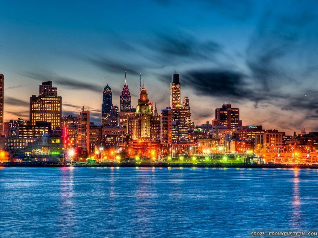 philadelphia skyline wallpaper - photo #10