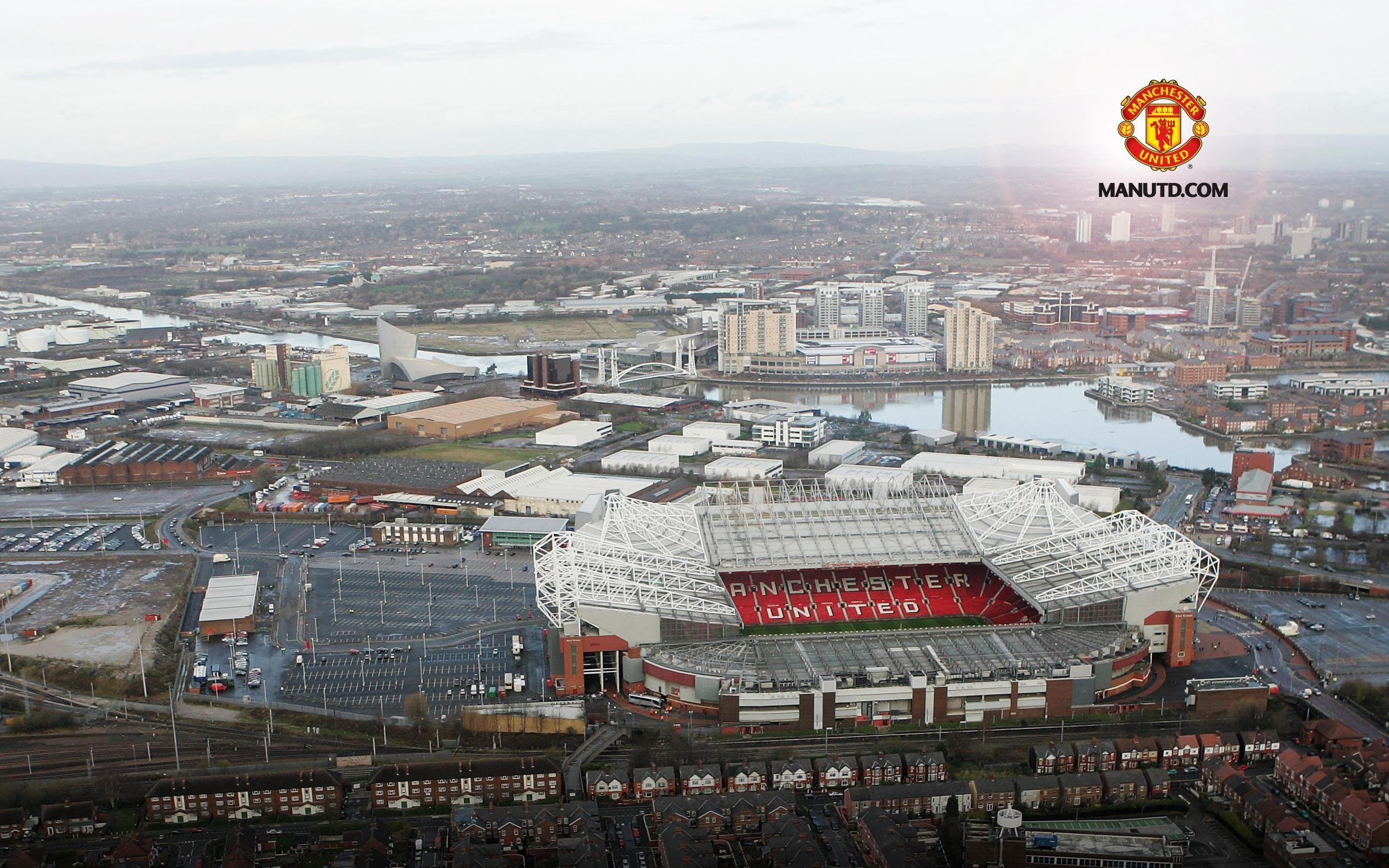Old Trafford Stadium Wallpapers High Resolution Lookswallpapers