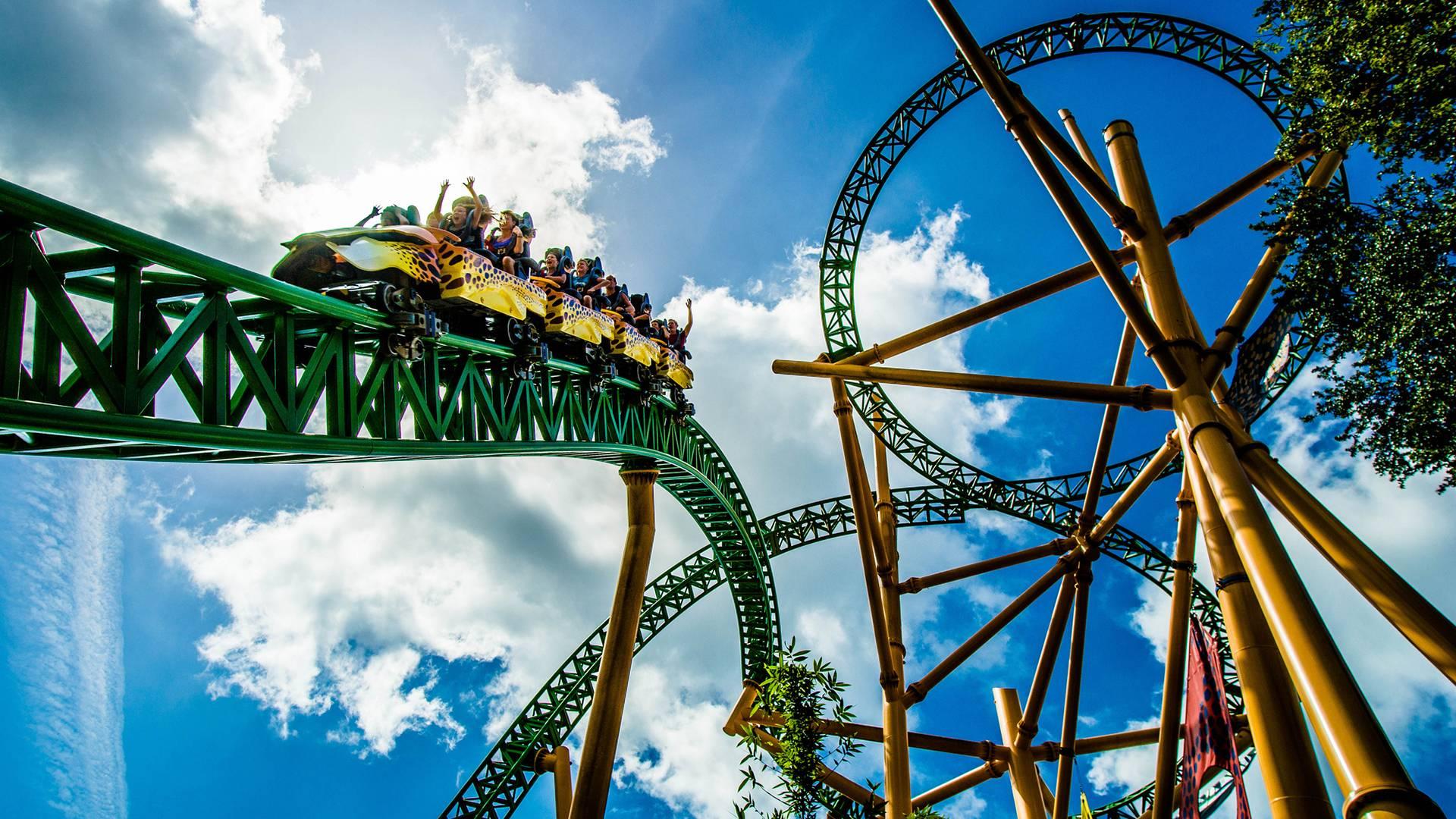xmas roller coaster hd - photo #4