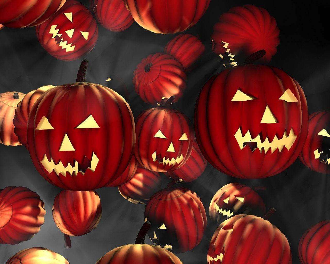 Free Halloween Wallpapers Screensavers - Wallpaper Cave
