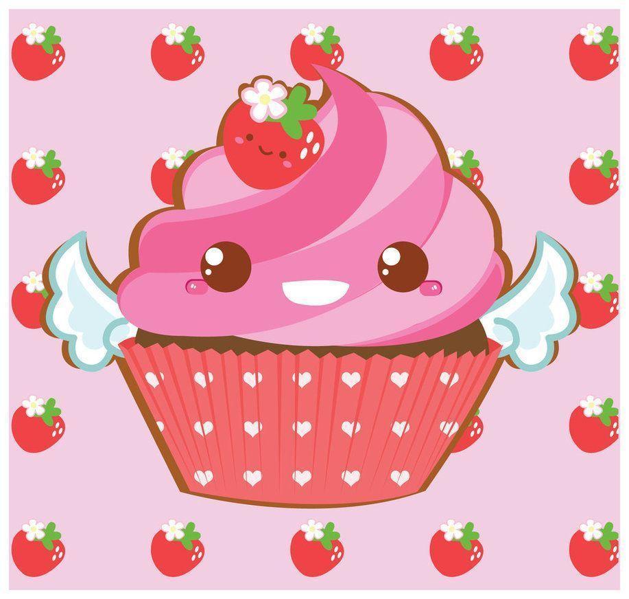 Cupcake Wallpaper: Cute Cupcake Wallpapers