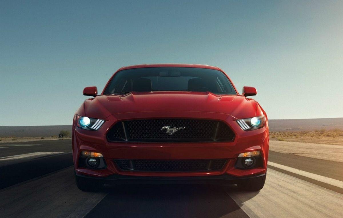 2015 Mustang Gt Wallpapers - Wallpaper Cave
