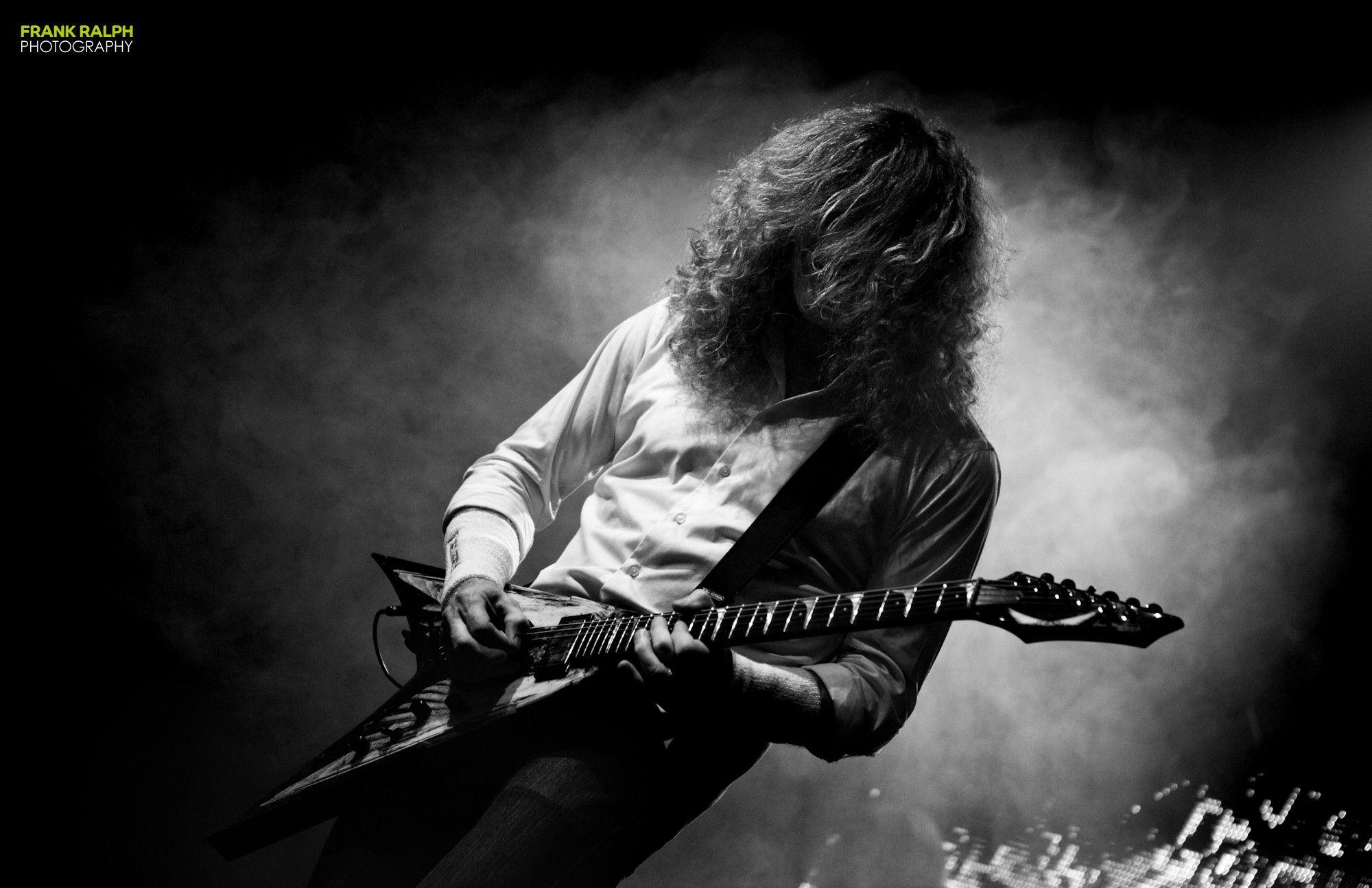 dave mustaine wallpapers wallpaper cave