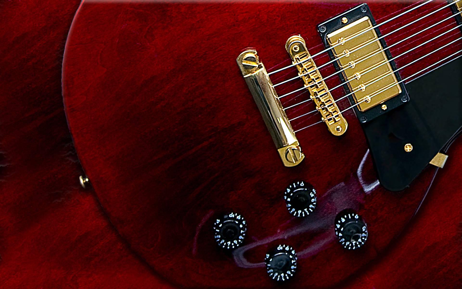 gibson guitar wallpaper - photo #15