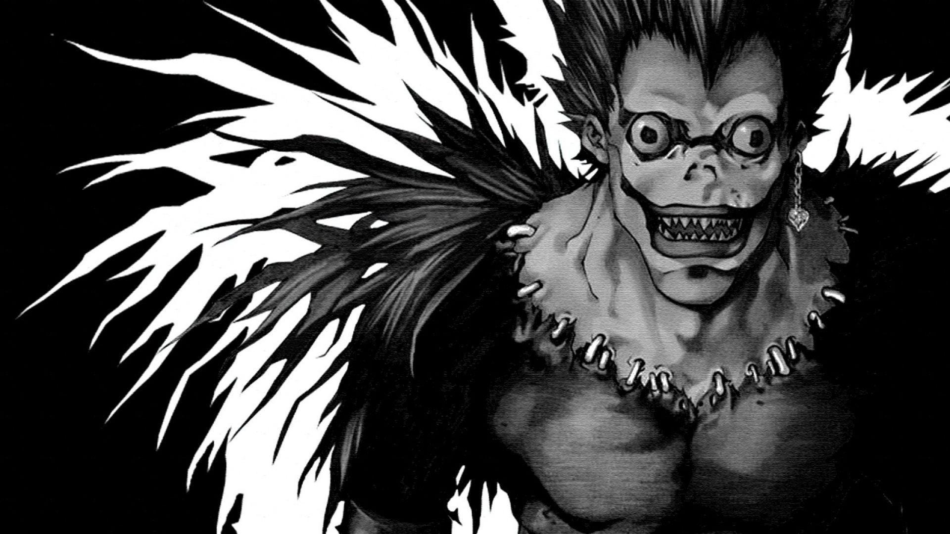 light and ryuk wallpaper - photo #8
