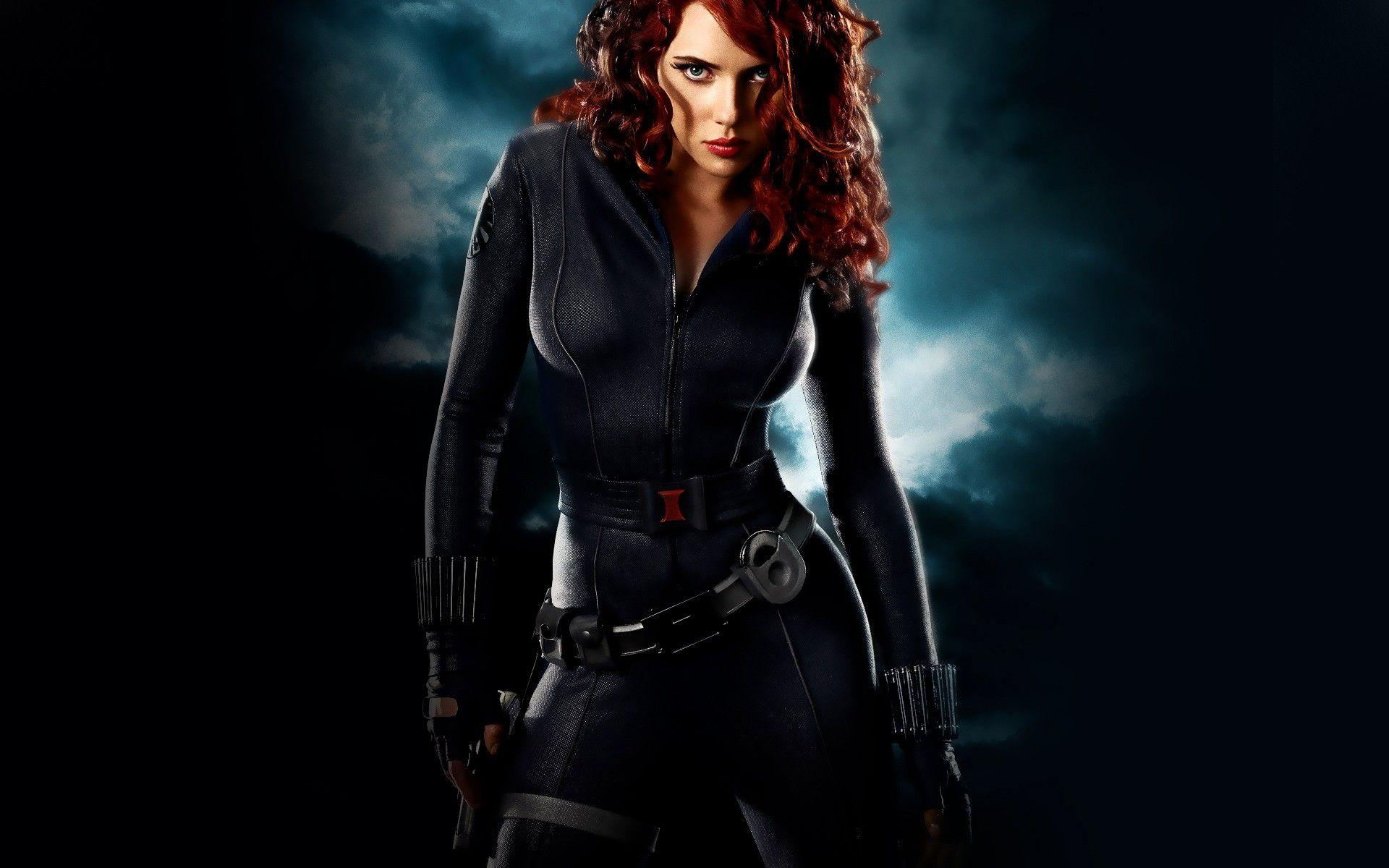 Scarlett johansson black widow wallpaper - photo#6