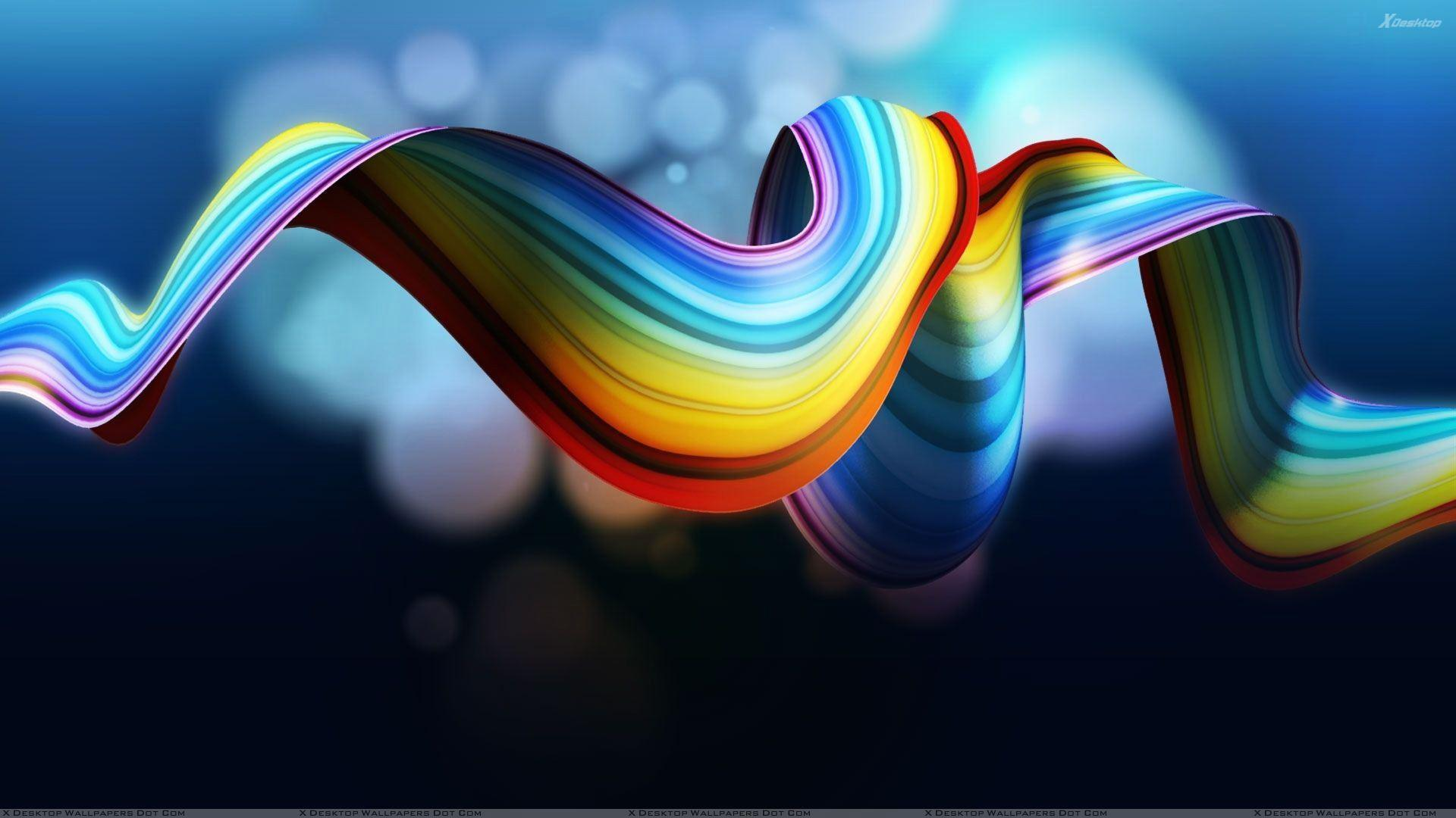 awesome rainbow wallpaper backgrounds - photo #23