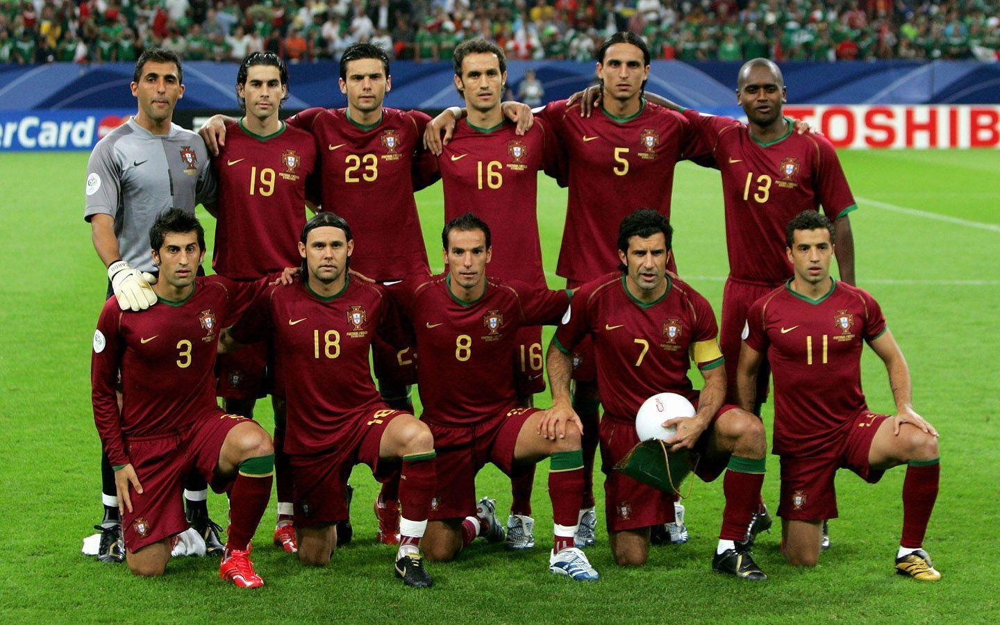 Portugal National Football Team Zoom Background 3