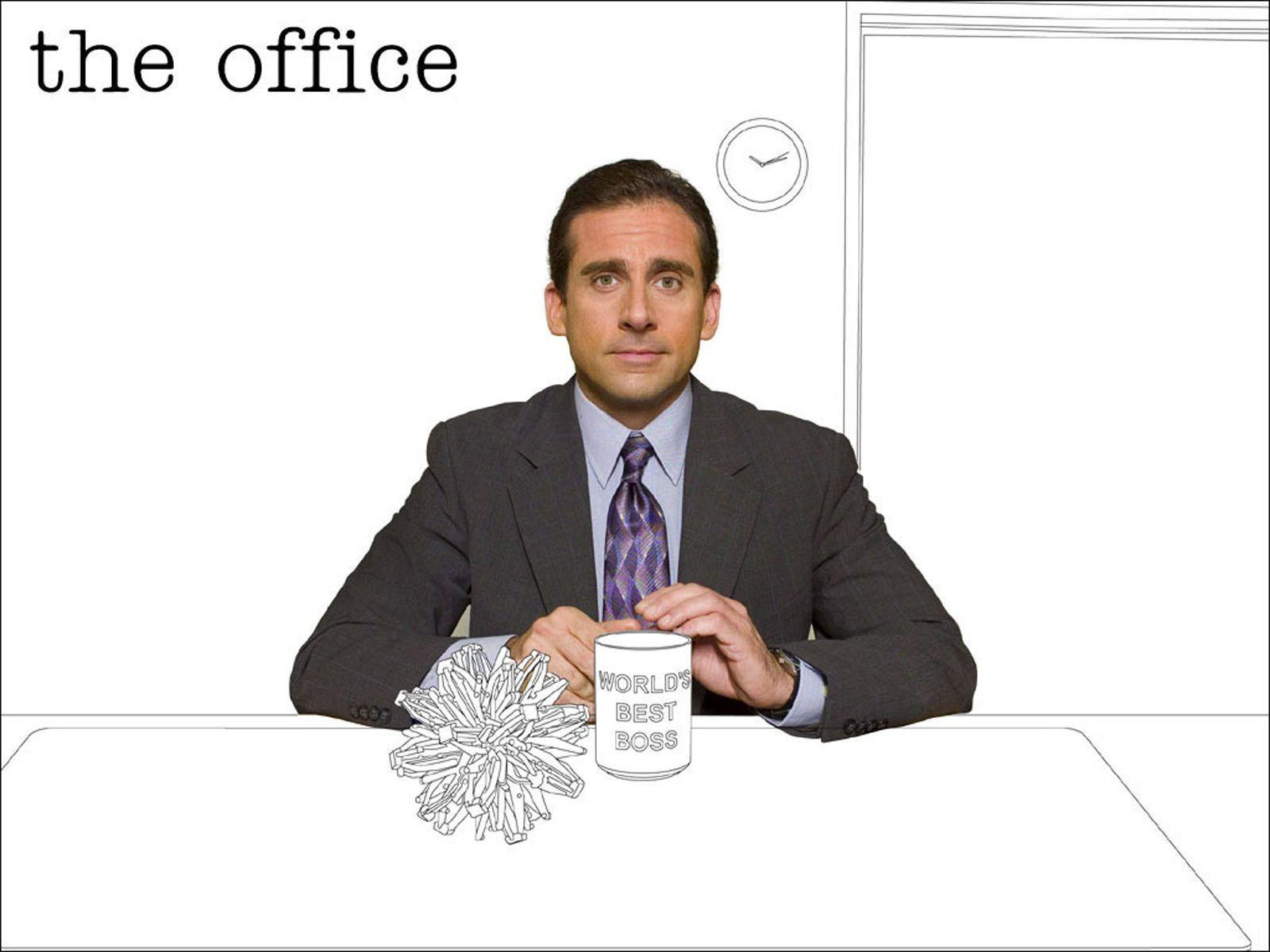 The Office Desktop Wallpapers - Wallpaper Cave