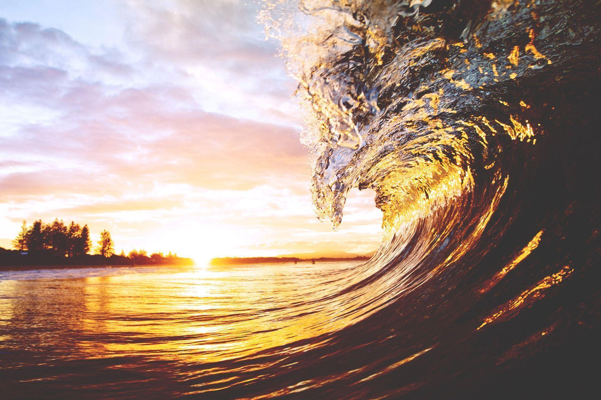 Beach Sunset Desktop Wallpapers - Wallpaper CaveBeach Sunset Backgrounds For Computer