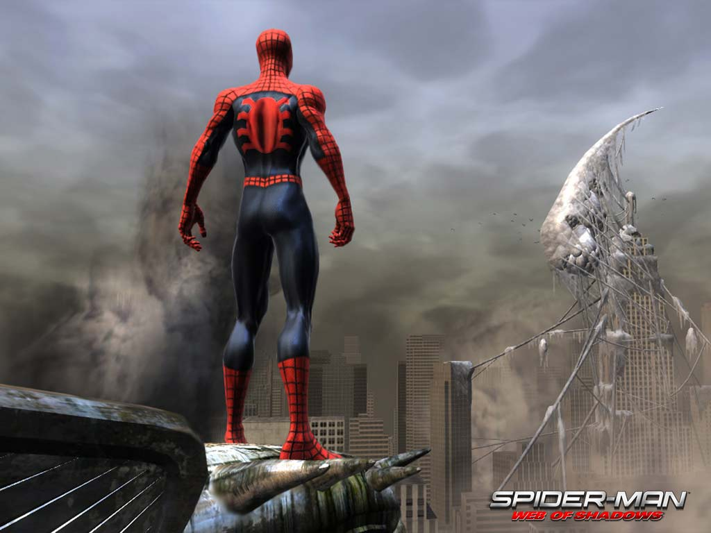 Download spiderman 3 wallpaper (2876) full size | game wallpapers hd.