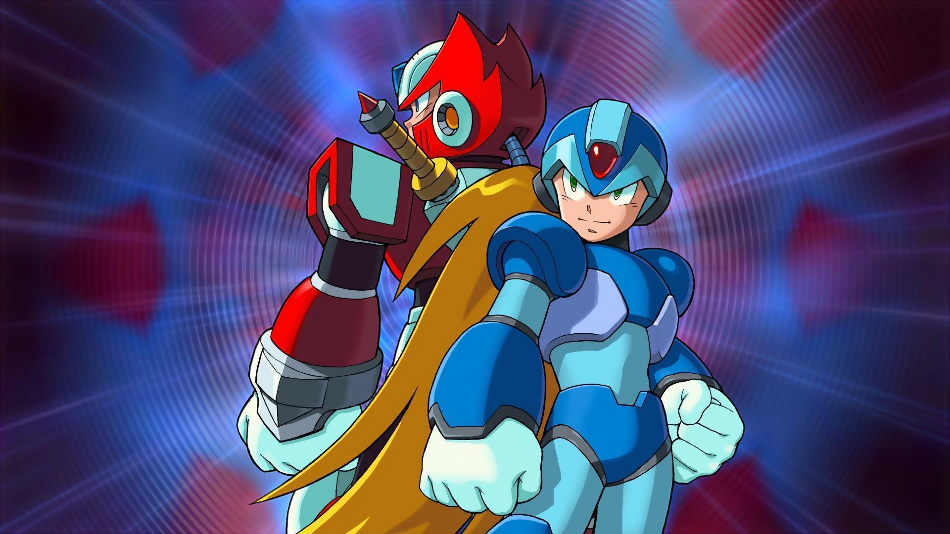 Photo Collection Megaman X Hd Wallpaper