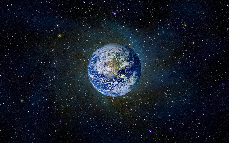Earth Wallpaper Background 4565 Full HD Wallpaper Desktop - Res ...