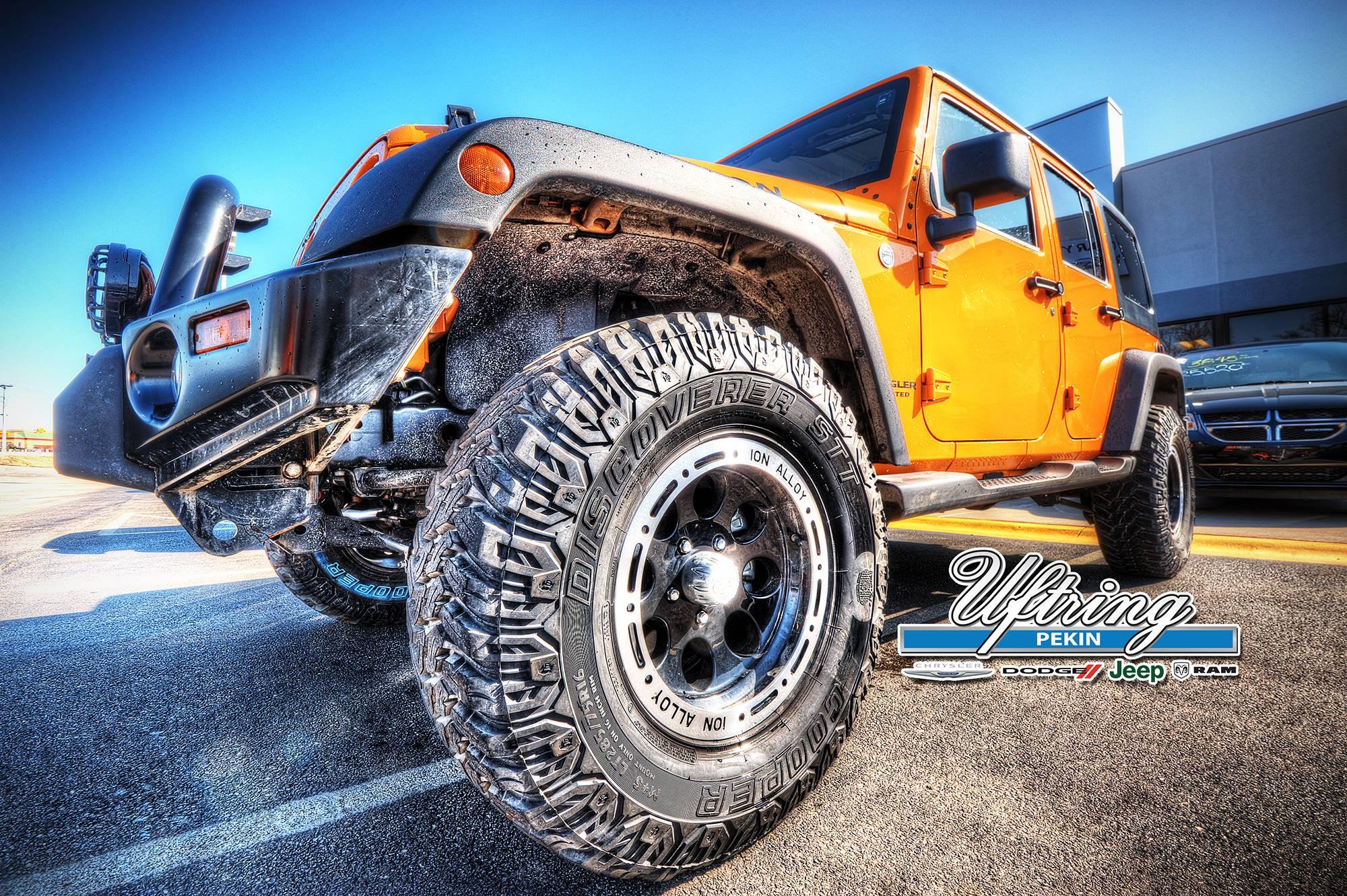 Chrysler, Jeep, Dodge & RAM Wallpapers | Uftring Chrysler-Dodge ...