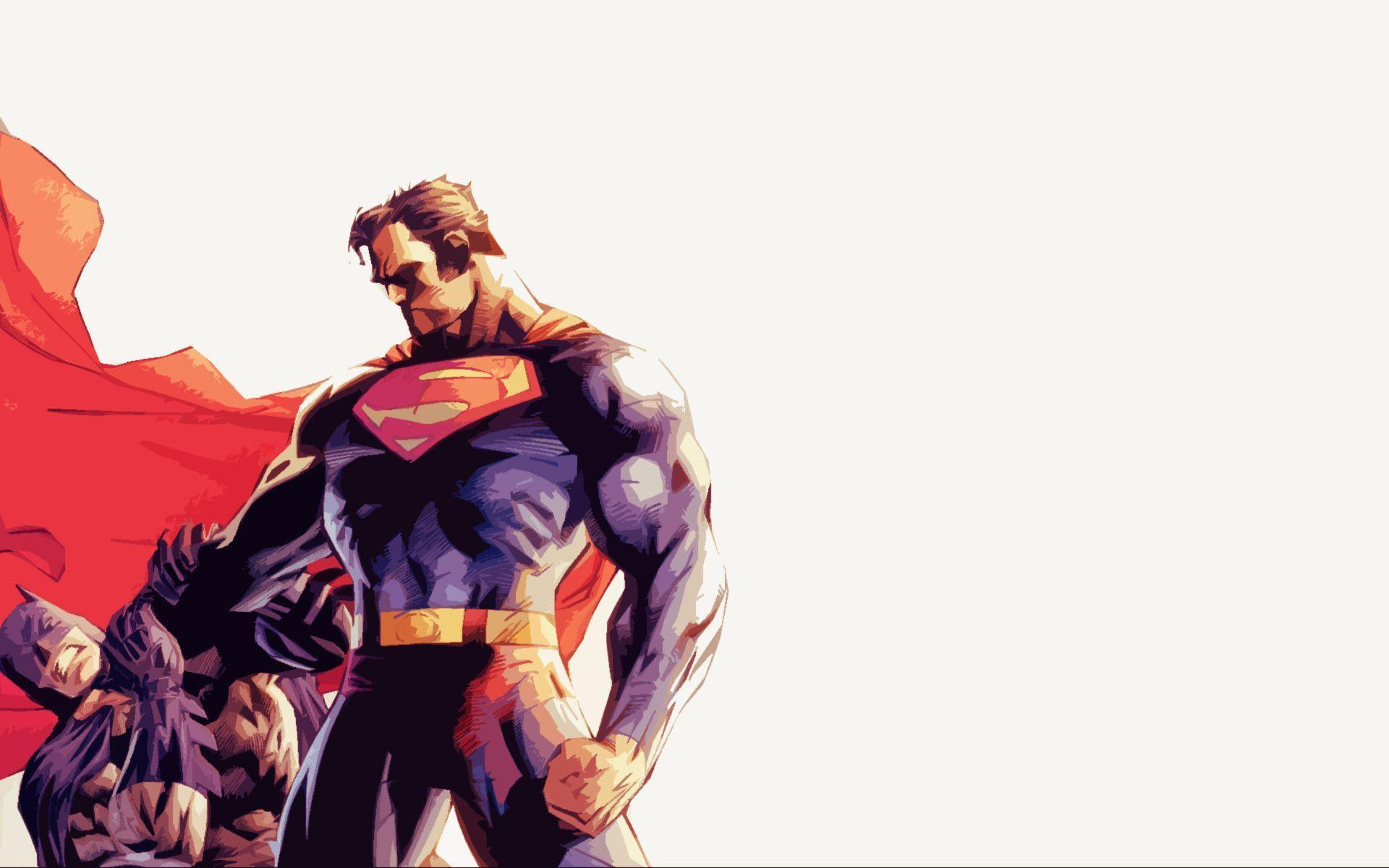 Superman Batman Wallpapers
