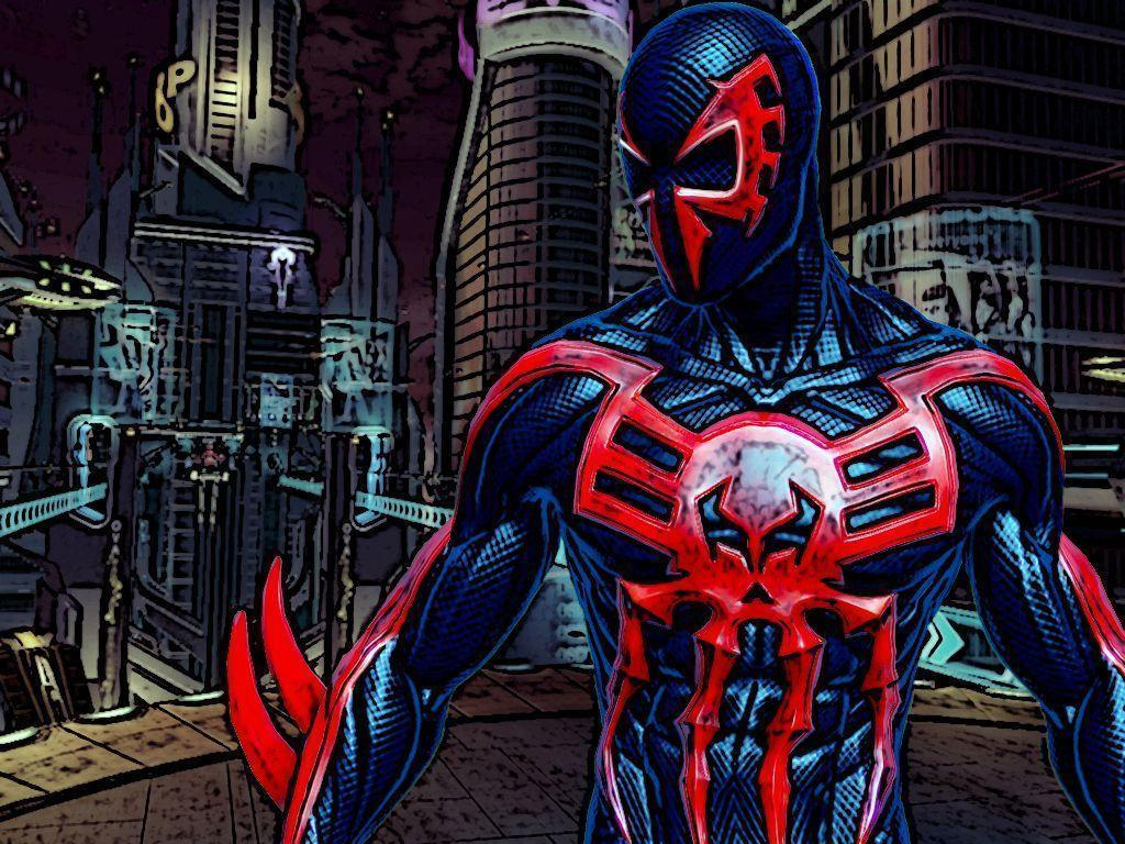 Image For > Spiderman 2099 Wallpapers