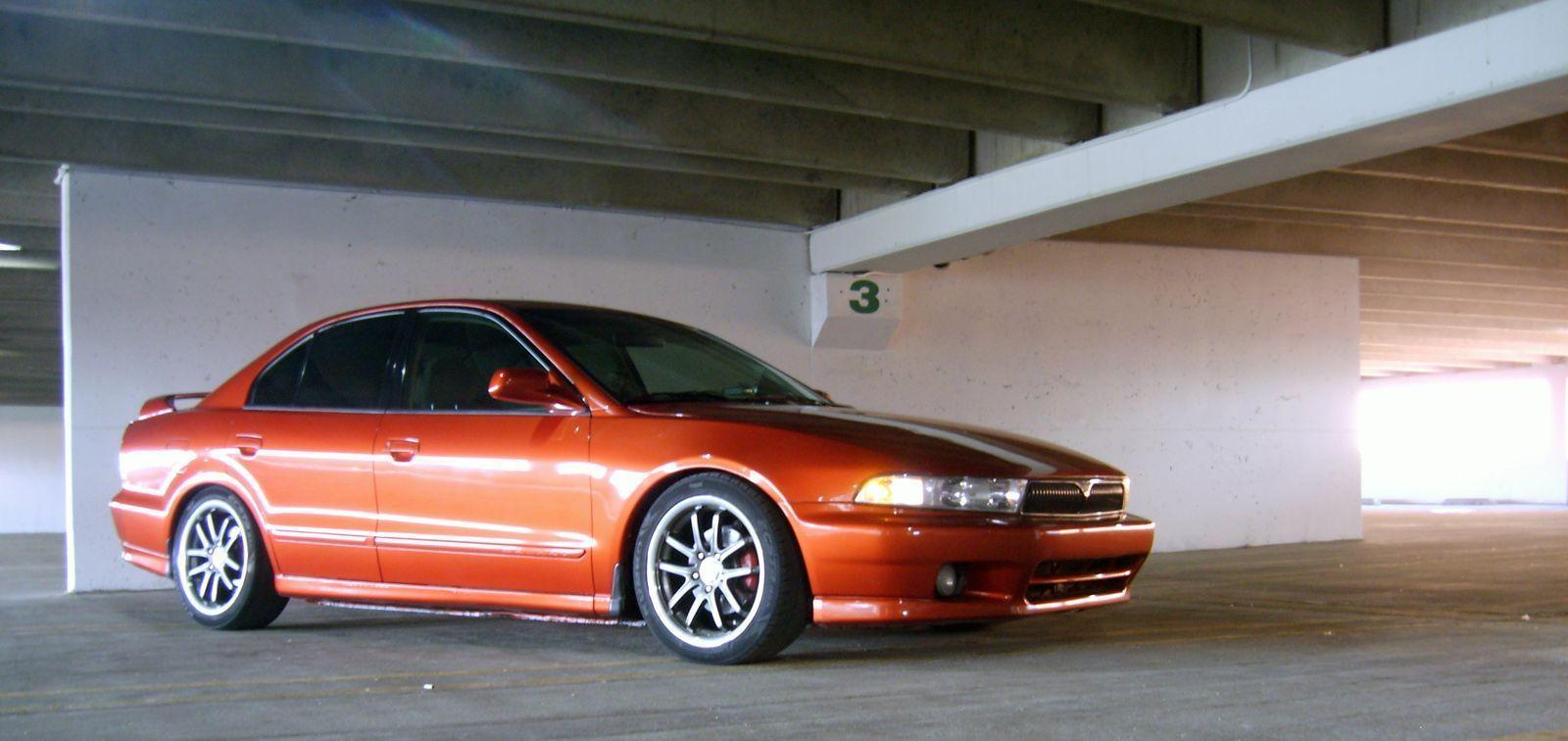 mitsubishi galant 21 cool - photo #26