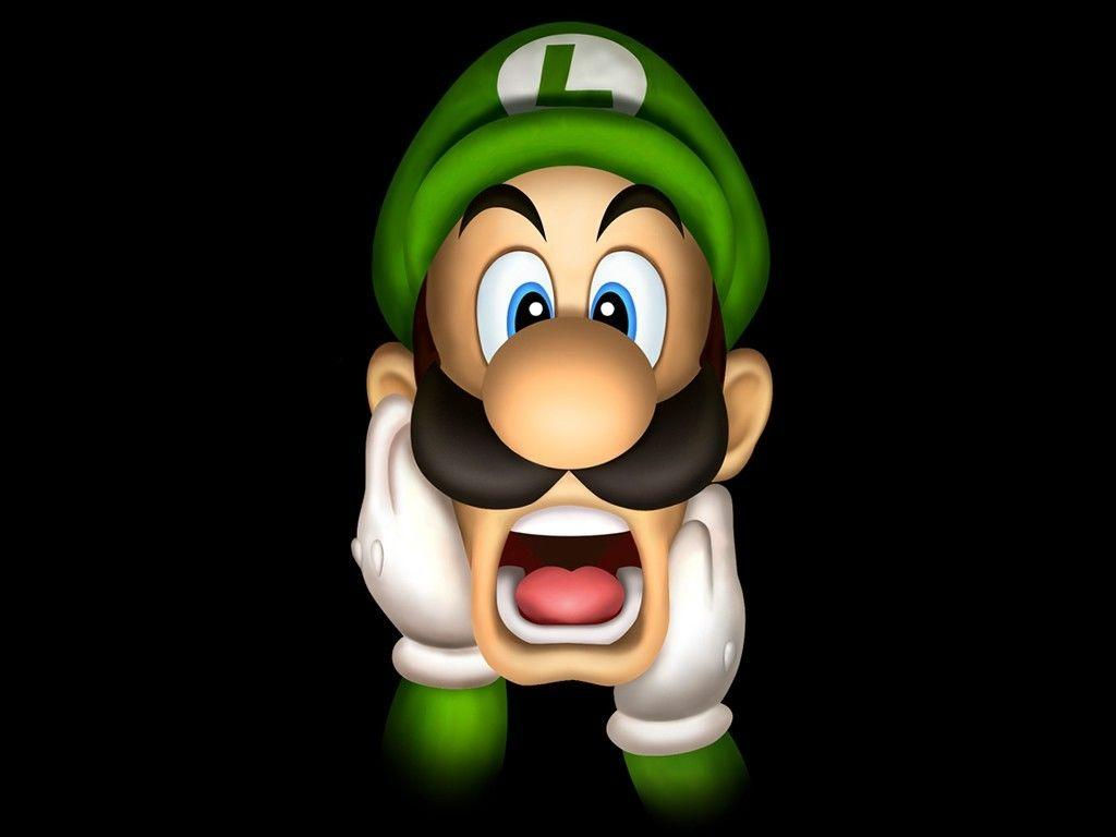 Luigi Wallpapers Wallpaper Cave