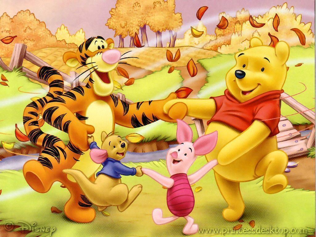 紅葉 秋 : 【ディズニー】くまのプーさん(winnie-the-pooh) pc