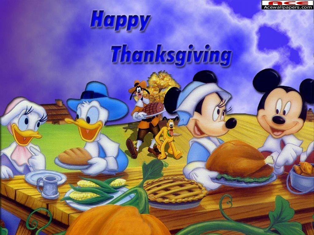 Disney Thanksgiving Wallpapers - Wallpaper Cave