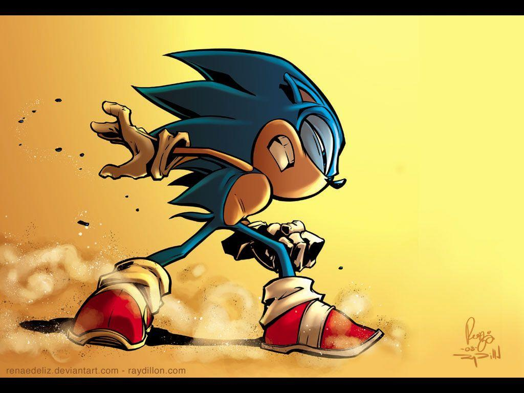 Sonic the Hedgehog wallpapers by kukalive