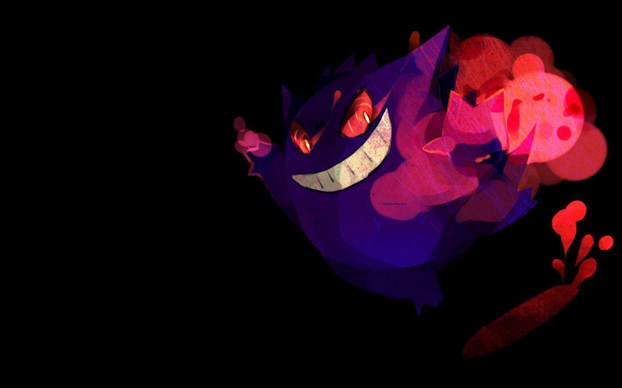Wallpapers For > Dark Pokemon Wallpaper Hd