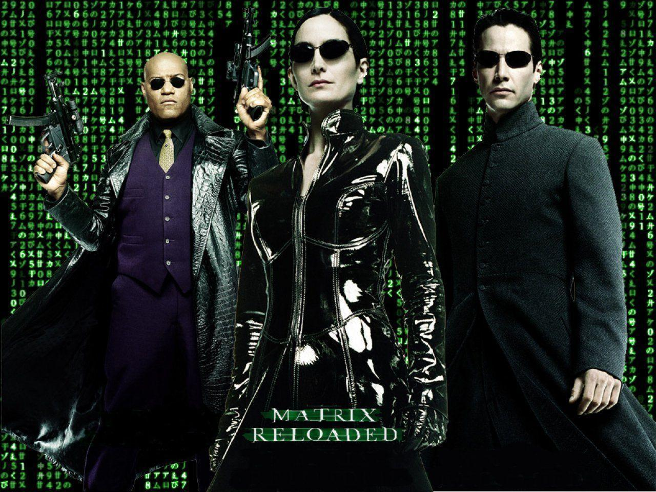 Matrix HD PC Wallpaper - Wallumi
